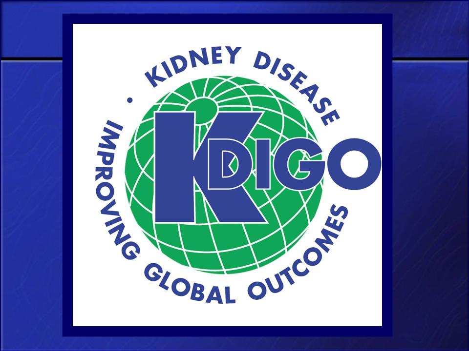 Resultado de imagen para recomendaciones KDIGO